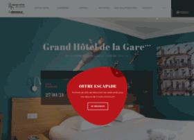 grandhotelgare.com