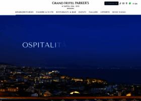 grandhotelparkers.it