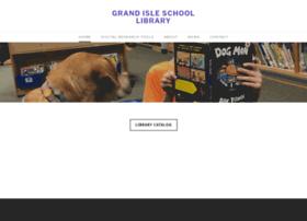 grandisleschoollibrary.com