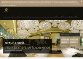 grandlisboahotel.com
