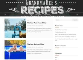 grandmabeesrecipes.com