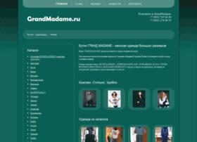grandmadame.ru