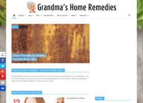 grandmashomeremedies.com