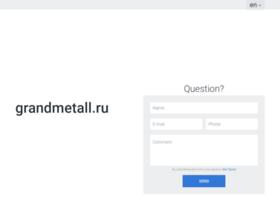 grandmetall.ru