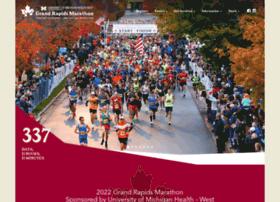 grandrapidsmarathon.com