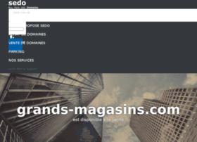 grands-magasins.com