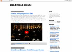 grandstreamdreams.blogspot.co.uk