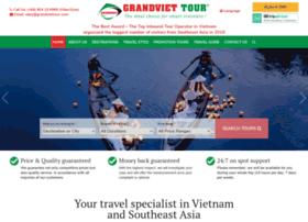 grandviettour.com