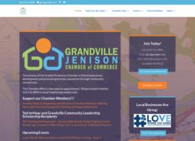 grandvillejenisonchamber.com