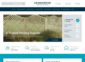 grangewoodfencing.com