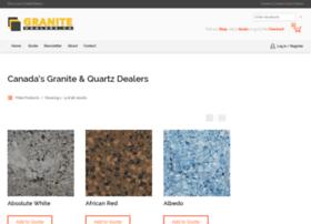 granitedealers.ca