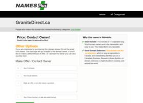 granitedirect.ca