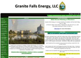 granitefallsenergy.com
