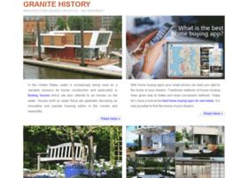 granitehistory.org