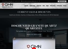 granitemastersofnashville.com
