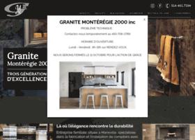granitemonteregie.com