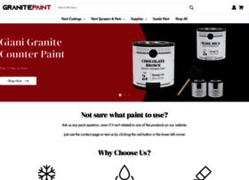 granitepaint.com