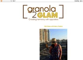 granola2glam.blogspot.com