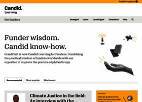 grantcraft.org