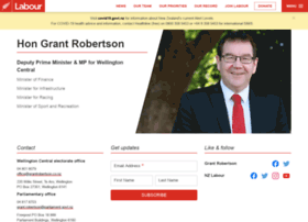 grantrobertson.co.nz