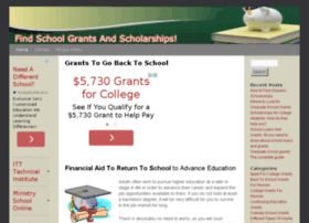 grants-togobacktoschool.com