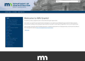 grants.state.mn.us