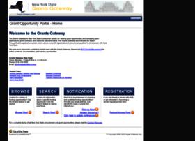 grantsgateway.ny.gov