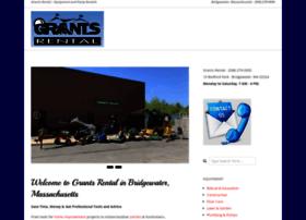 grantsrental.com
