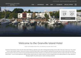 granvilleislandhotel.com