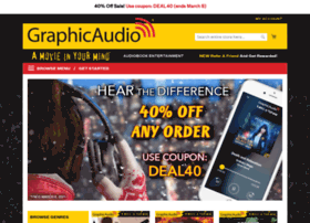 graphicaudiointernational.net