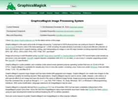graphicsmagick.org