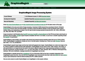 graphicsmagick.org