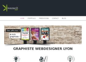 graphiste-freelance.kezaco.fr
