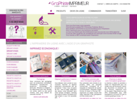graphiste-imprimeur.com