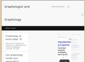 graphologist.co