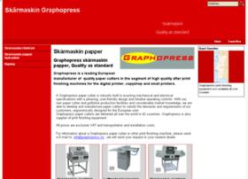 graphopress.se