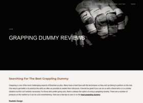 grapplingdummyreviews.weebly.com