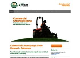 grasschopperlandscaping.com