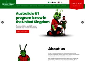 grasshoppersoccer.co.uk