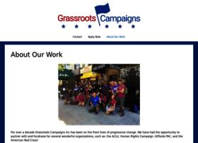 grassrootscampaigns.com