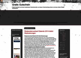 gratis-gutschein.blogspot.com