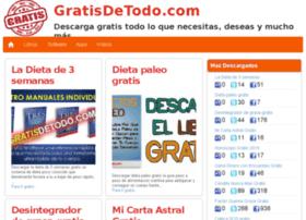 gratisdetodo.com