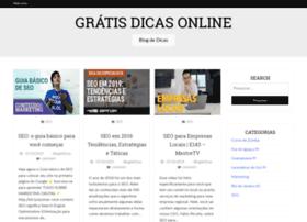 gratisdicasonline.com.br