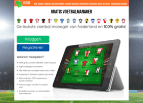 gratisvoetbalmanager.com