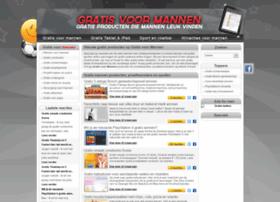 gratisvoormannen.nl