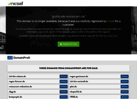 gratitude-restaurant.de