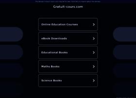 gratuit-cours.com