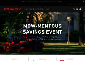 gravelymower.com