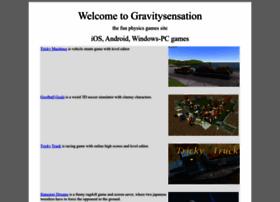gravitysensation.com