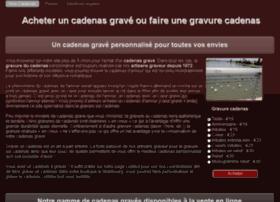 gravure-cadenas.com